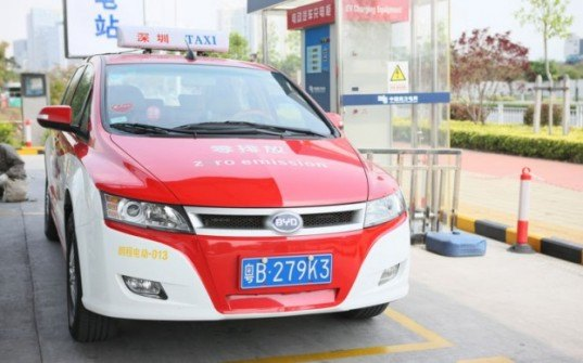 China E-Taxi, electric car program, electric vehicle industry, plugin cars, automotive, clean energy