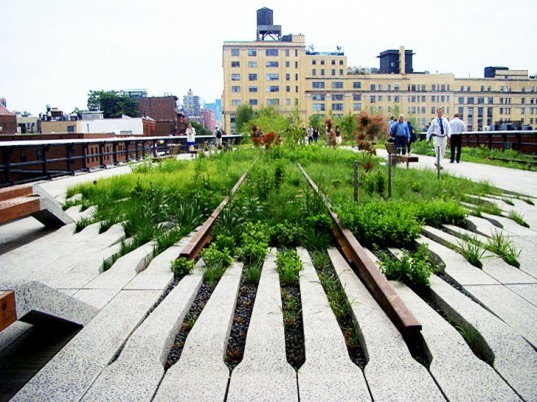 high line park, high line section 2, high line nyc, james corner, friends of the high line, diller sofidio and renfro, high line park, highline park, inhabitat interview, interview james corner, interview diller sofidio and renfro, interview Ricardo Scofidio
