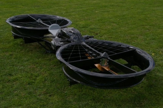 green transportation, green design, eco-design, sustainable design, chris malloy, australian, hoverbike, 10,000 feet, green technology