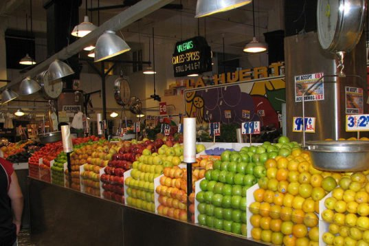 First Package Free Zero Waste Grocery Store In Us Opens