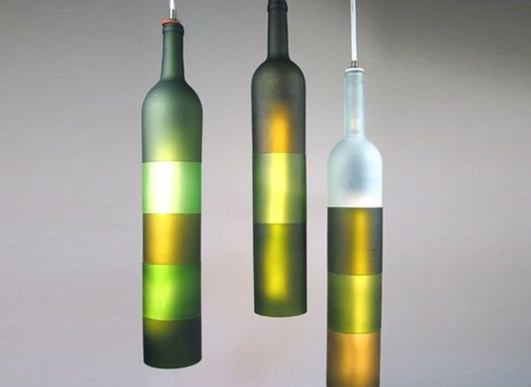 kott wine bottle lamps