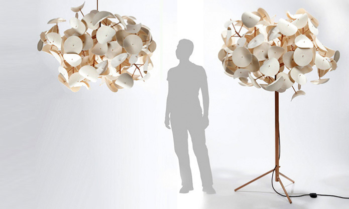 Light for a Cause Buy a Flat Pack Groovy L& and Support the Virgin Unite Foundation | Inhabitat - Green Design Innovation Architecture Green Building  sc 1 st  Inhabitat & Light for a Cause: Buy a Flat Pack Groovy Lamp and Support the ...