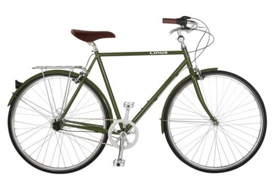 sustainable design, green design, father's day, sustainable style, green gift guide, green gifts for father's day, inhabitat green gift guide, father's day 2011, green dad, green presents, eco gift guide, Linus Roadster Sport Bicycle, bike, green transportation