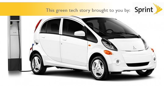 Mitsubishi i-MiEV, Hawaii EVs, electric car, electric vehicle, EV charging station, EV discount, electric car discount, Mitsubishi Hawaii partnership, green transportation, alternative transportation, green automotive design