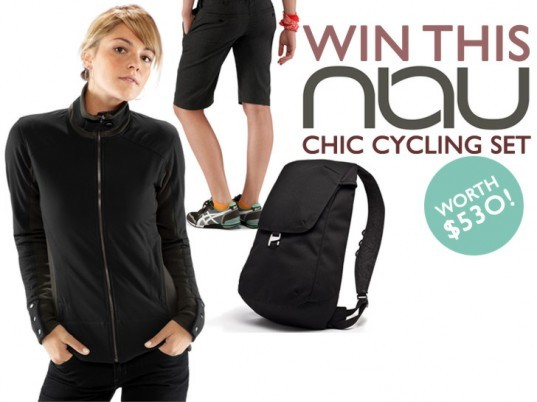 Nau, bicycle fashion, bicycle clothing, bicycle accessories, cycle