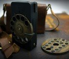 Steampunk Rotary Cellphone Makes Technology Tactile Again