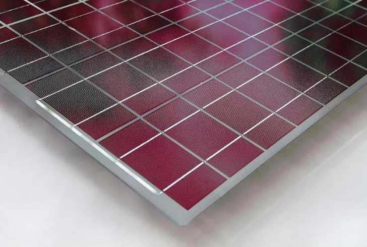 Qsolar Kristal Colored Solar Panels Could Replace Walls