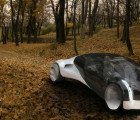 MAININKI Concept Car Features Transforming Chassis for Changing Road Conditions
