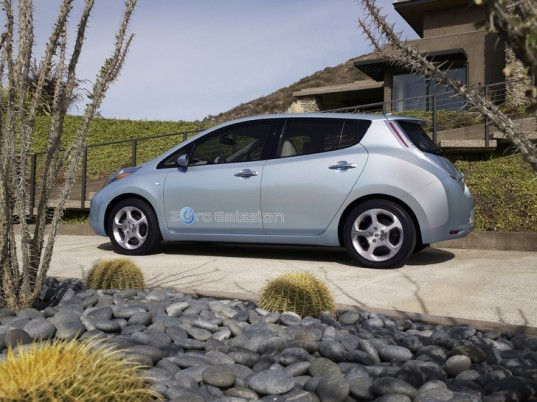 Nissan Leaf, Renault-Nissan alliance, Silicon Valley, Nissan-Renault Google headquarters, Renault-Nissan Mountain View, green transportation, sustainable transportation, alternative transportation, green automotive design, green technology