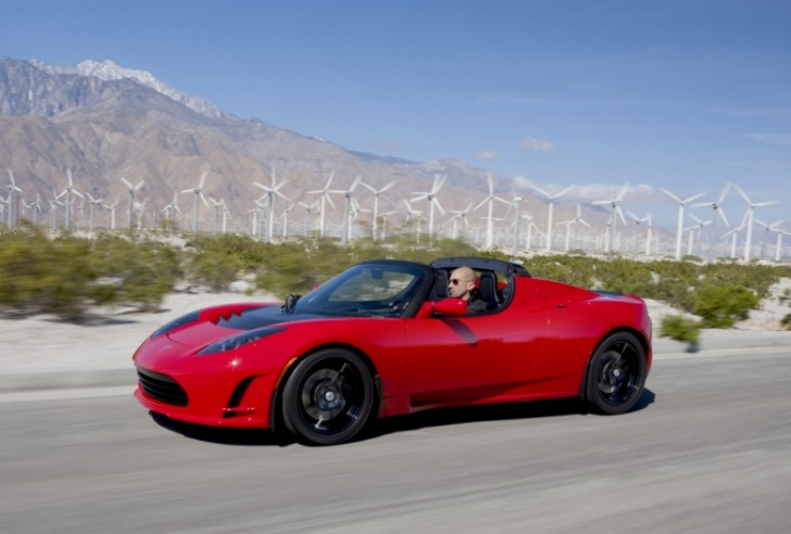 Tesla Motors Announces It Will Stop Production of the Roadster ...