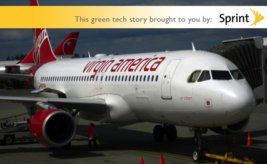 Virgin America, Energy Efficient engines, LEAP engines, CFM565b engine, travel, CO2 emission reduction, CFM International, Snecma, GE