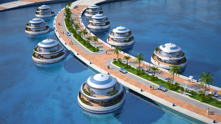 New qatar seaside resort design has murky future
