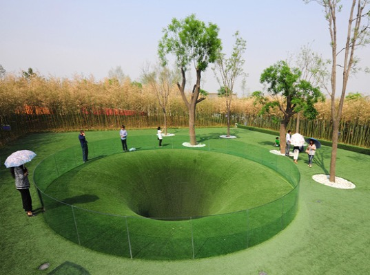 green design, sustainable design, eco-design, design philosophy, speculative design, Xi'an Horticultural Expo, China, Topotek1, The Big Dig,