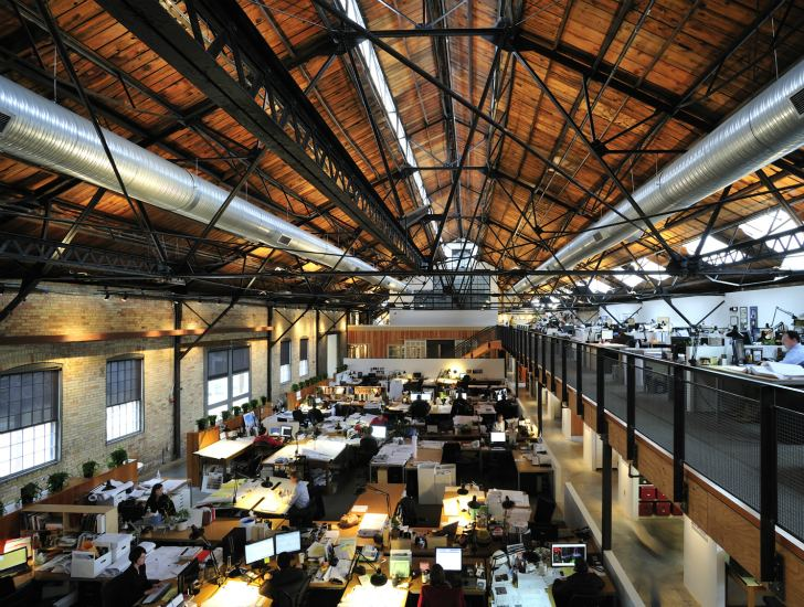 Historic Bogue Warehouse Transformed Into Outstanding