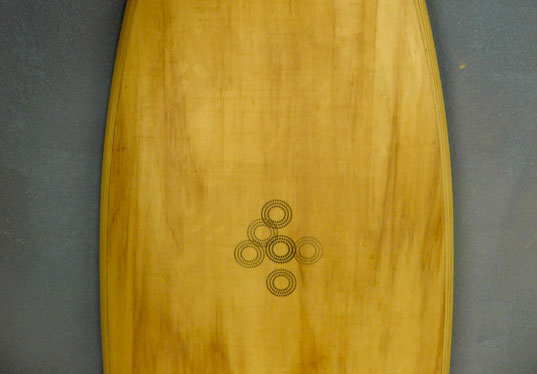 danny hess, sustainable design, sustainable surfboard, wooden surfboard, dan malloy, erin kunkel, mollusk surf shop, patagonia, handplane, green design