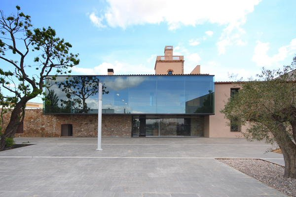 Ruins of 16th Century Spanish House Converted to Modern Academy | Inhabitat  - Green Design, Innovation, Architecture, Green Building