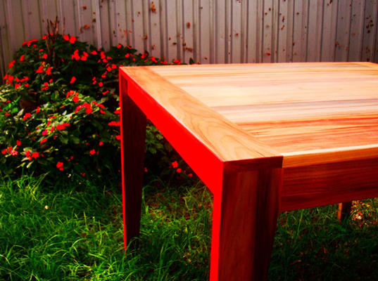 green furniture, eco design,green design,green products,mexican design,Recycled Materials, Le Porc-Shop, handcrafted wood furniture, Banca Familiar, Valentin Garal