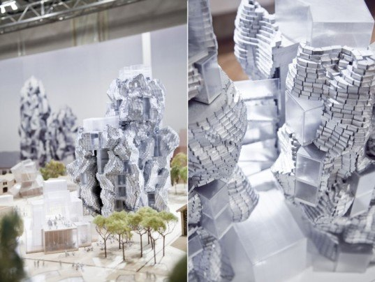 Future of urban design, UNESCO city, Urban development,Gehry Tower, Frank Gehry Luna Park,Arles building, Urban panning, historical vs contemporary building, Gehry proposal rejected, French historical building,