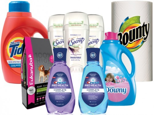 proctor and gamble, p and g, consumer products, consumer industry, manufacturing industry, green consumer products, green beauty products, green home cleaning products, eco beauty products, eco home cleaning products