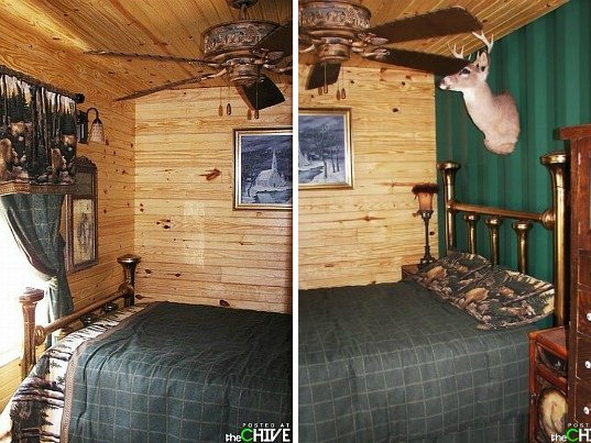 Redneck bed pictures to pin on pinterest pinsdaddy for Redneck bedroom ideas