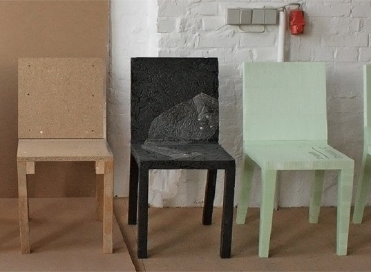 Rememberme Chairs Made From Recycled Clothes Are Really