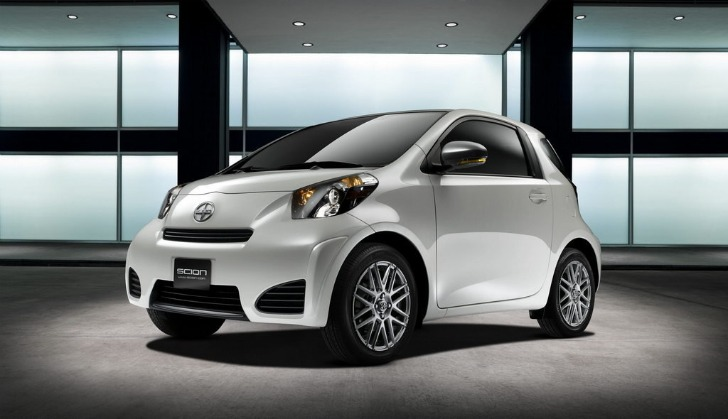 Toyota Plans To Re Enter The Electric Vehicle Fray With Tiny Scion Iq Ev