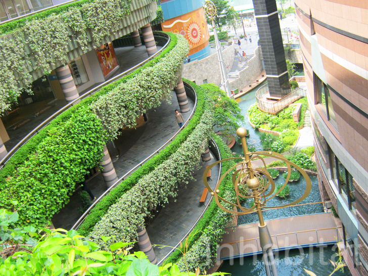 Photos Canal City Is An Eye Popping Japanese Mall Filled