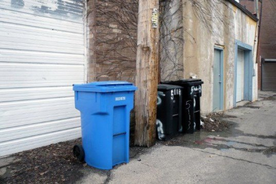 Mayor Emanuel, chicago, recycling, program, private service, controvesial, unions, politics, eco, green, sustainable