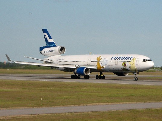 biofuel, Finnair, recycled cooking oil, biofueled airplane, biofuel commercial flight, SkyNRG