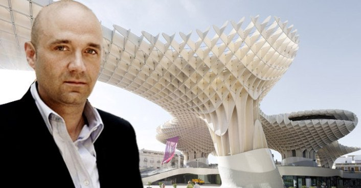 inhabitat interviews metropol parasol architect juergen mayer h inhabitat green design. Black Bedroom Furniture Sets. Home Design Ideas