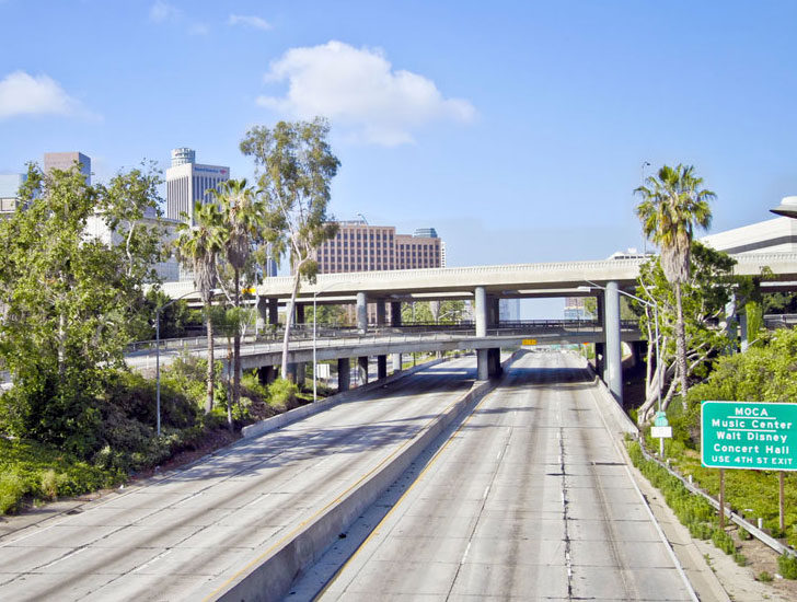 Los angeles a city without cars inhabitat green for Los angeles innovation consultants