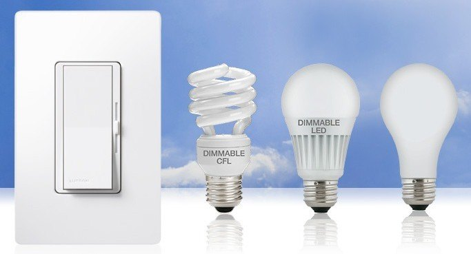 lutron unveils energy saving dimmer switch for cfl and led bulbs inhabitat green design. Black Bedroom Furniture Sets. Home Design Ideas