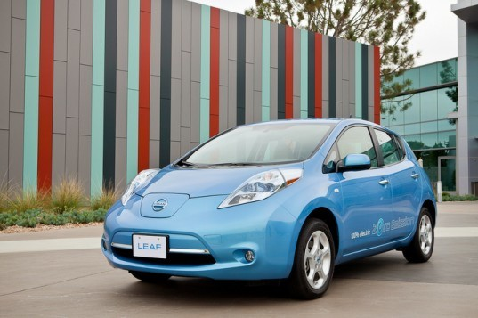 Nissan LEAF, EV sales, electric car, electric vehicle, Nissan LEAF sales, green transportation, alternative transportation, green automotive design