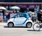 Car2Go Launches North America's First All-Electric Car Sharing Fleet in San Diego