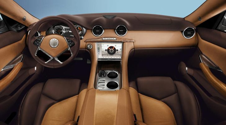 Fisker S Multi Speed Gearbox Could Give Evs Supercar Performance
