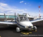 Terrafugia's Transition Flying Car Plane Can Drive Itself Home From the Airport
