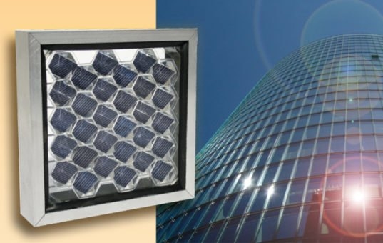 Honeycomb Shaped Beehive Solar Panels Could Energize