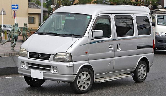 suzuki cars, suzuki electric every van, electric vehicle, green design, sustainable design, green transportation, green EV, sustainable design, green design