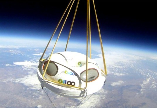 Bloon Balloon, zero2infinity, space travel, near space travel, zero emissions, helium balloon