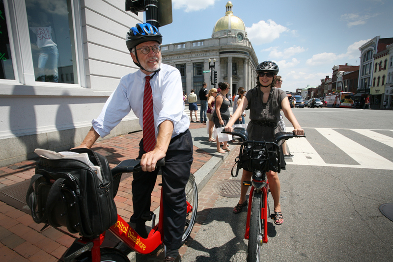 Washington Dc S Bikeshare Is So Successful That Bikes Are In Short