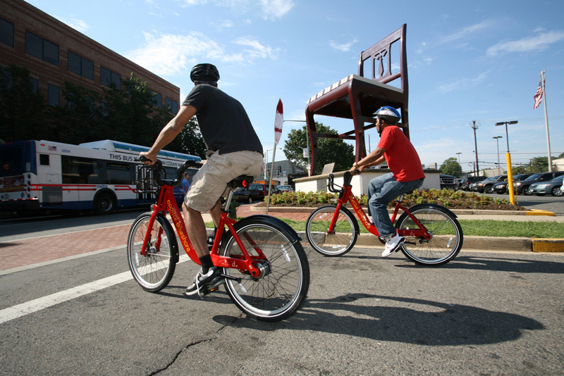 Dc Bike Share So Successful People Are Wondering Where The Bikes
