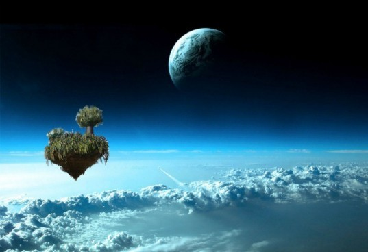 vegetated floating island in the sky goes missing from uk