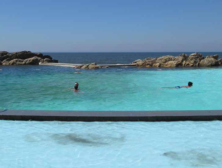 Le 231 A Swimming Pools Are Made From A Fusion Of Nature And