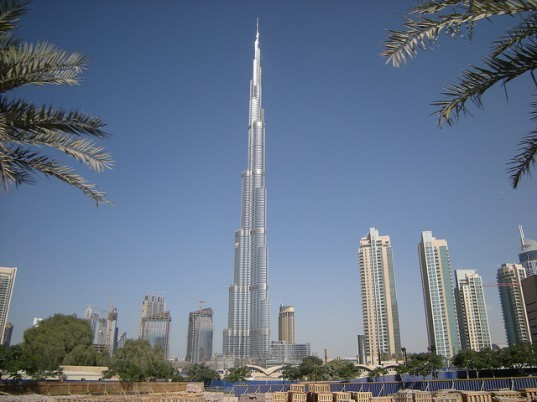 Dubai, Kingdom Tower, Burj Khalifa, Adrian Smith and Gordon Gill, Prince Alwaleed bin Talal, World's tallest building