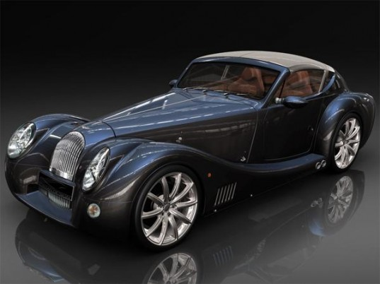 Morgan Announces Plans For High Performance Electric Sports Car Prototype