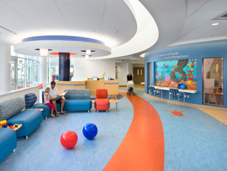 California's First LEED Certified Children's Hospital ...