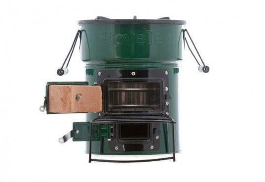 Four cooking stove designs that can save the world for Rocket wood stove design