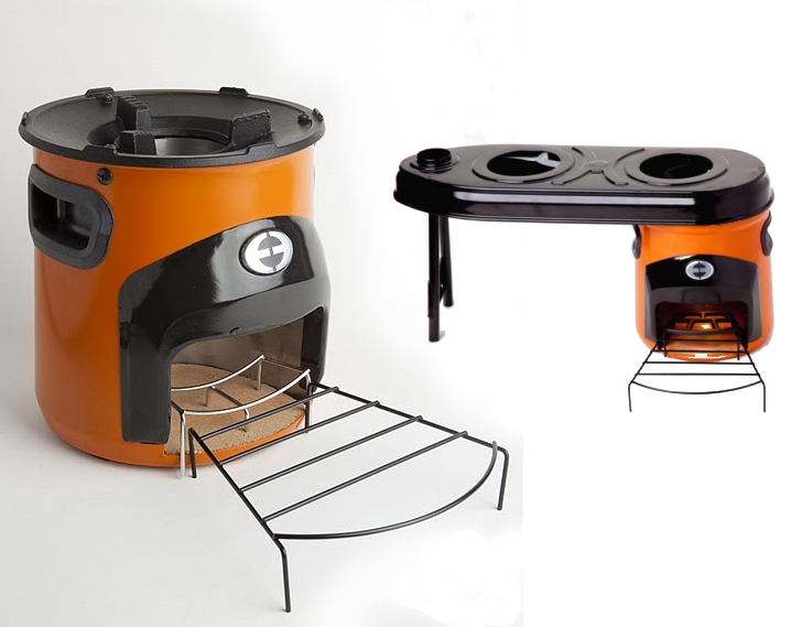 Rocket stove inhabitat green design innovation for Rocket wood stove design