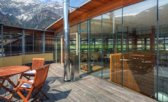 Kleboth Lindinger Partners, chalet k, chaletk, circular home, wooden home, green architecture, green design, sustainable design, eco design, wooden structure, wooden architecture