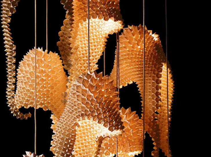 kenneth cobonpue lighting little person kenneth cobonpuedragon tail lamps humble interiors